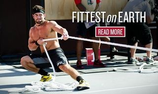 Rich Froning Jr, winner of the 2011 crossfit games &super hottie :)