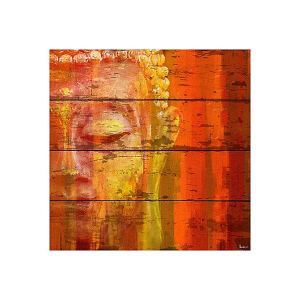 Buddha Acrylic / Lucite Mixed Media ($389) ❤ liked on Polyvore featuring home, home decor, wall art, parvez taj, plexiglass wall art, acrylic wall art, mixed media wall art and buddha wall art