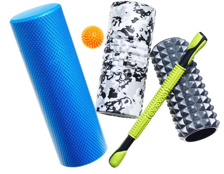 Gym Tip Sheet: Foam Roller Stretches