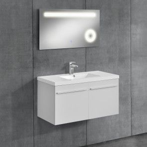 8 besten [neu haus] Spiegel Wand Bad spiegel Spiegelschrank LED