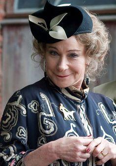 Zoe Wanamaker as Ariadne Oliver.