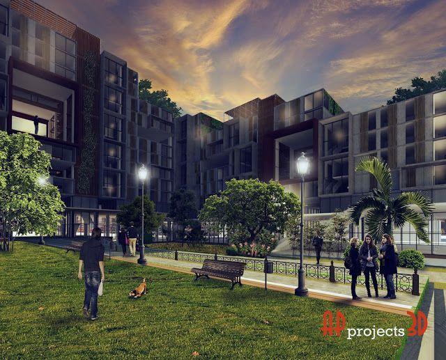 AP projects 3D: Architettura#1
