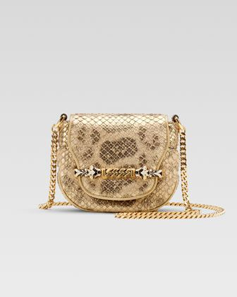 Tigrette Small Shoulder Bag by Gucci at Neiman Marcus.
