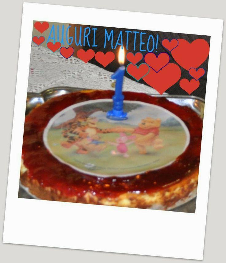 donneinpink- risparmiare col fai da te: Ricetta Cheese Cake alla fragola. Torta di complea...