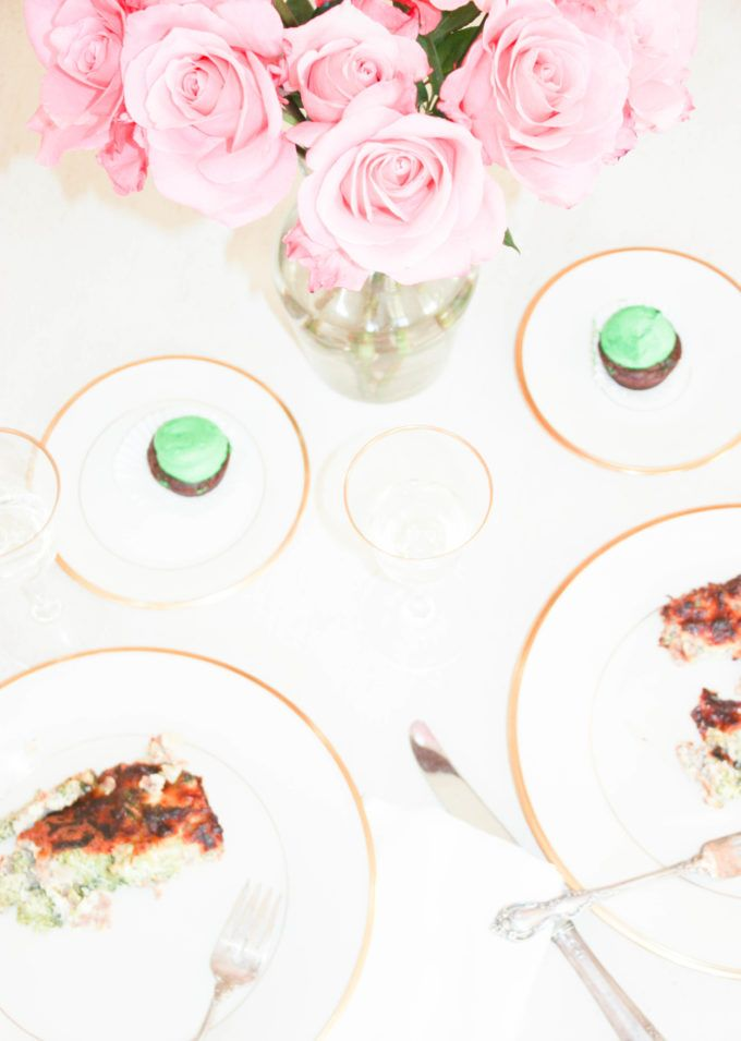 Romantic St. Patrick's Day Dinner For Two Ideas