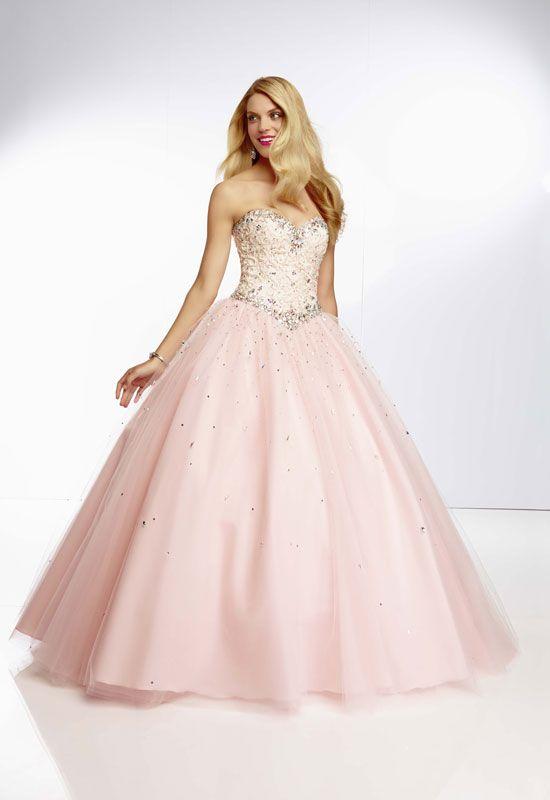 The 222 best PROM DRESSES!!! images on Pinterest | Ballroom dress ...