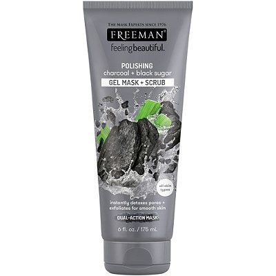 Feeling Beautiful Charcoal & Black Sugar Facial Polishing Mask $4.29