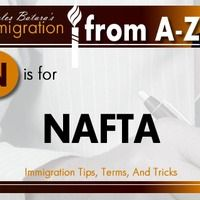 The North American Free Trade Agreement (NAFTA) is a trilateral agreement signed by Canada, Mexico, and the United States, creating a trilateral trade bloc in North America.  The impact of NAFTA also displaced many U.S. and Mexico workers.