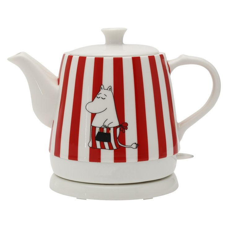Moominmamma kettle - The Official Moomin Shop  - 1