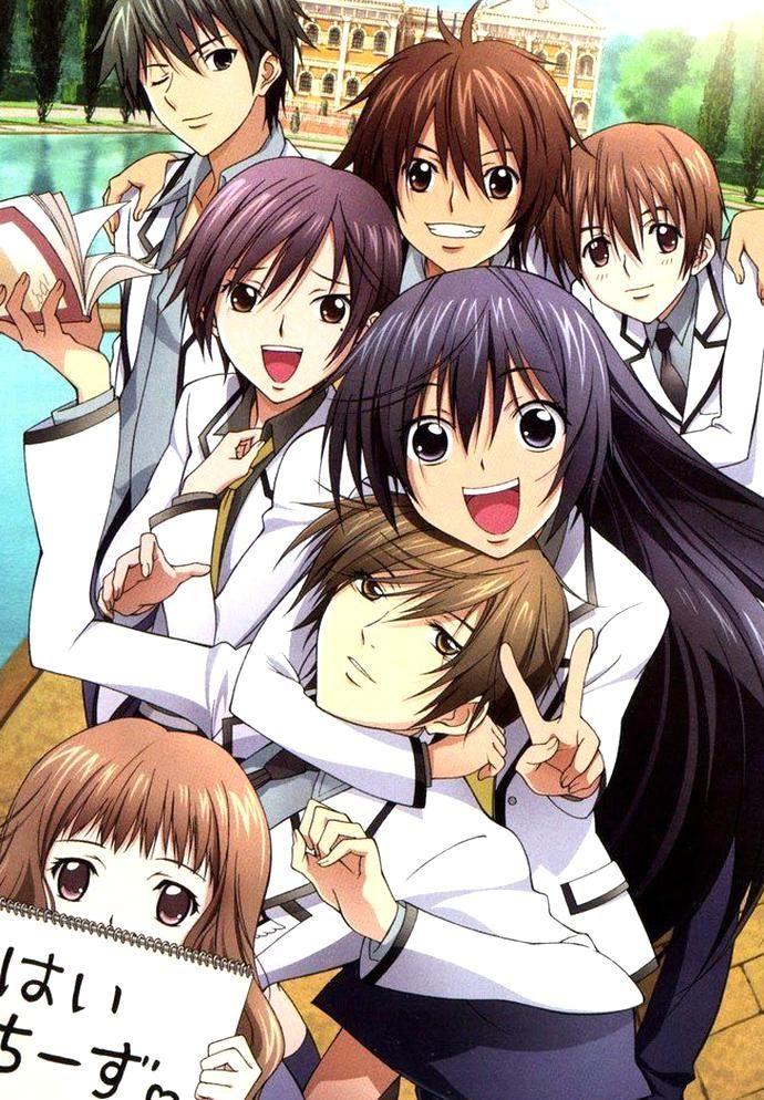 The 40 Best Rom Com Anime Comedy Romance Anime ANIME