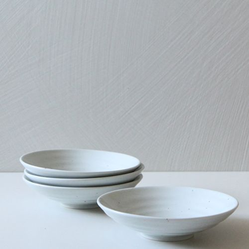 Casual line Round bowl 24, set of 4 / $92.00