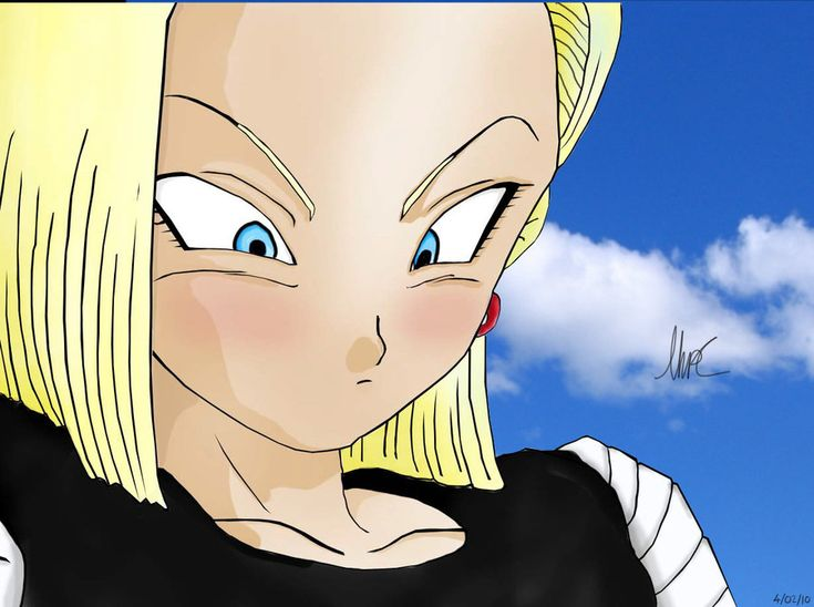 image Android 18 fucking dragon ball