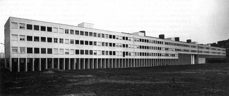 Aldo Rossi - Gallaratese Housing Complex, Milano