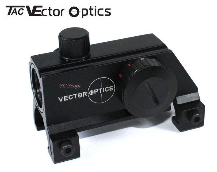 [Visit to Buy] Vector Optics 1x20 Claw Red Dot Scope Weapon Sight Fit HK MP5 G3 G36 Free Shipping #Advertisement