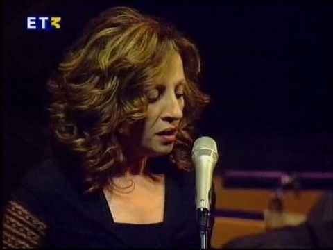 Το μοιρολόι της Παναγίας (ήχος πλ. α΄) - Γλυκερία