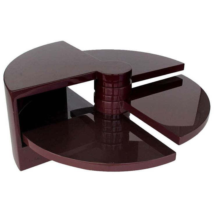 1stdibs.com | Pierre Cardin Pedal Coffee Table
