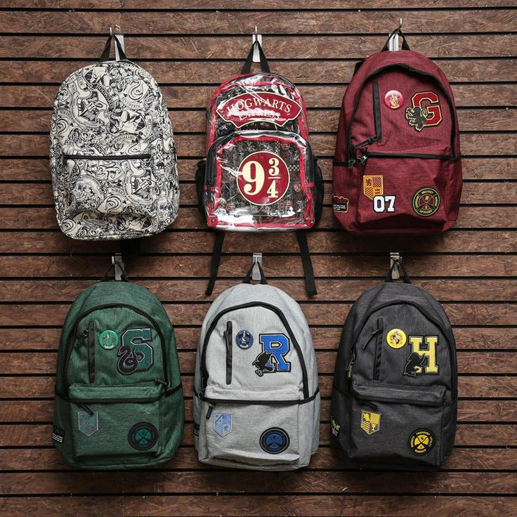 Which Harry Potter backpack will you bring to Platform 9 3/4? (Don't forget to use your Hot Cash!) http://hottopic.me/tqLFKF