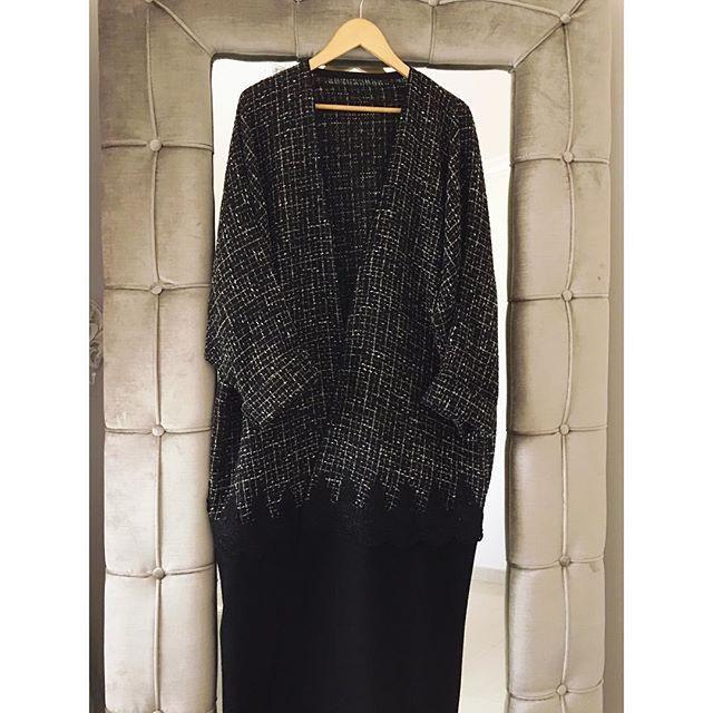 winter abaya by Nashel