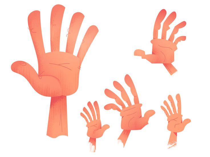 Hands hand and hands