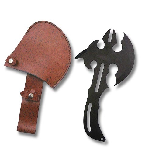 Castle Defense Throwing Hatchet now available at http://www.karatemart.com/