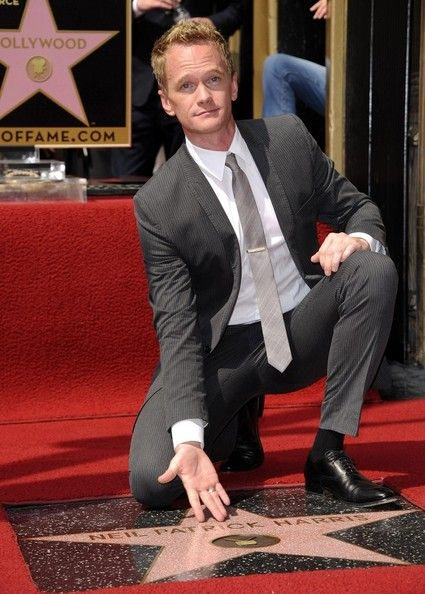 Neil Patrick Harris honored with star on the Hollywood Walk of Fame. Hollywood, CA.September 15, 2011.