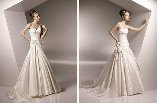 Spring 2010 Bridal Runway: Anjolique Wedding Dresses | OneWed