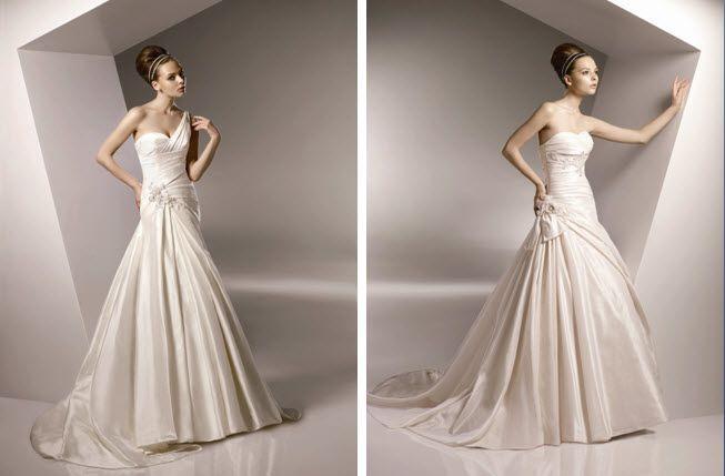 Spring 2010 Bridal Runway: Anjolique Wedding Dresses | OneWed