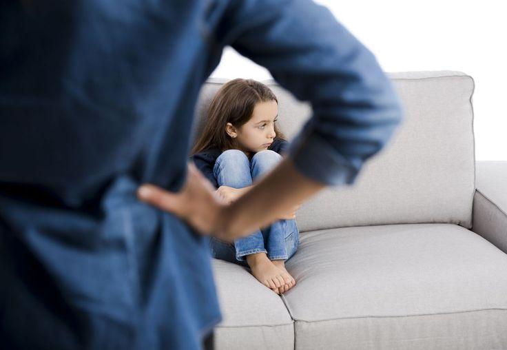 Das passiert, wenn du dein Kind regelmäßig anschreist.