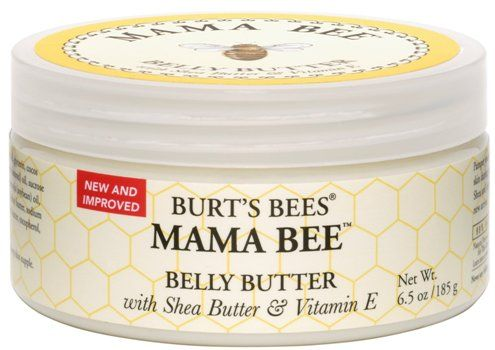 Burts Bees Mama Bee Belly Butter | Gift Ideas for Pregnant Friend