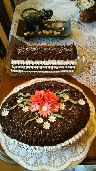 Penové torty
