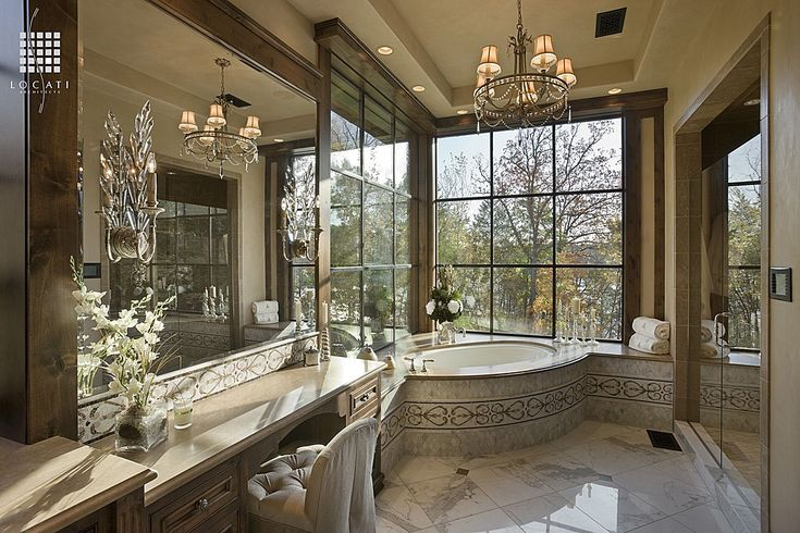 Beautiful Master Bathroom Ideas: Traditional Master Bathroom
