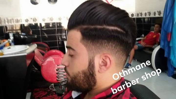 Othmane Coiffeur Oran Homme Votre Salon De Coiffure Est Ouvert De 9h00 Du Matin Jusqu A 22h00 Du Soir Bienvenue Chez Nous Barber Barber Shop Coiffure