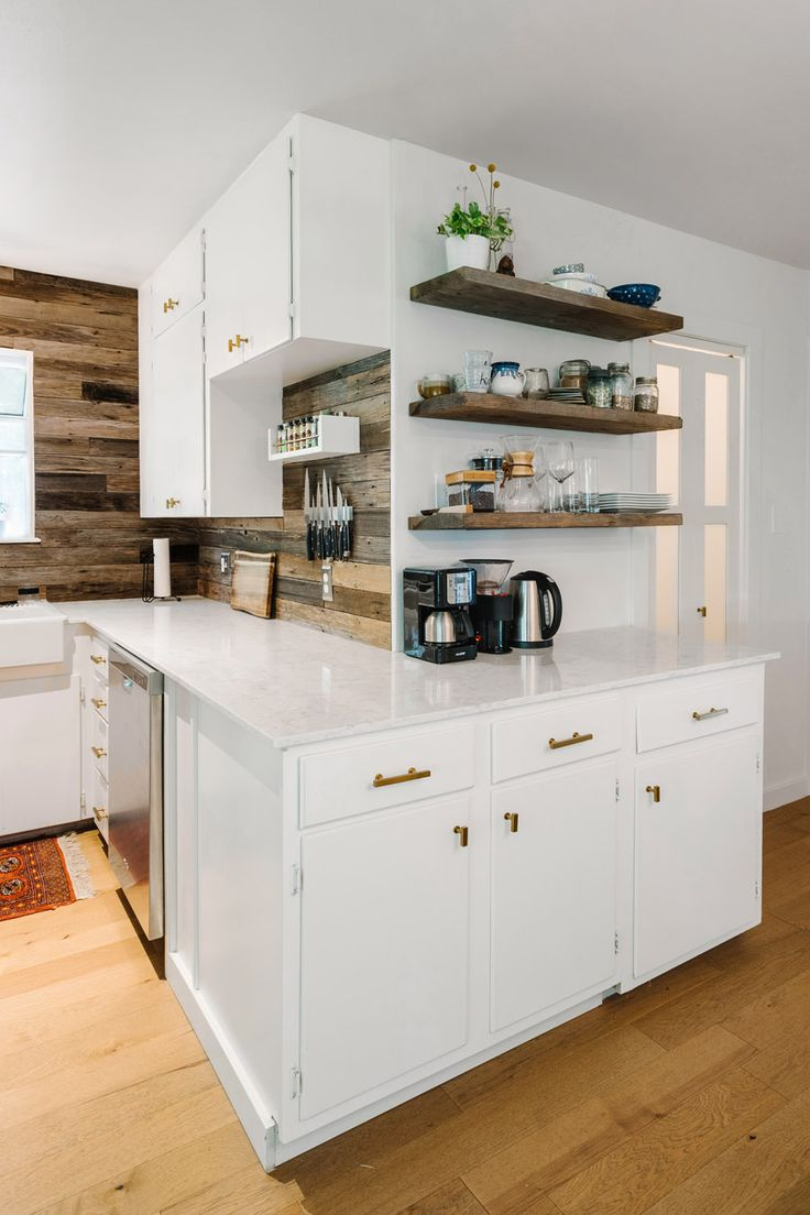 Wood kitchen backsplash ideas - Find This Pin And More On Living Spaces Kitchen Ideas