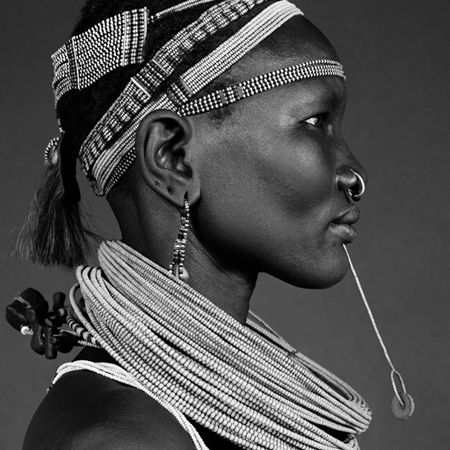 Striking portraits of tribes from Southern Ethiopia