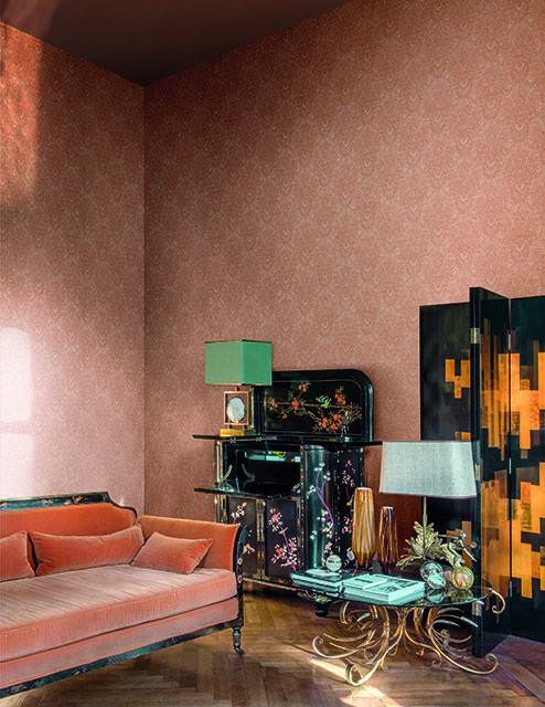 Monza: Adds an exquisite, rich mediterraneus touch to your design scheme.