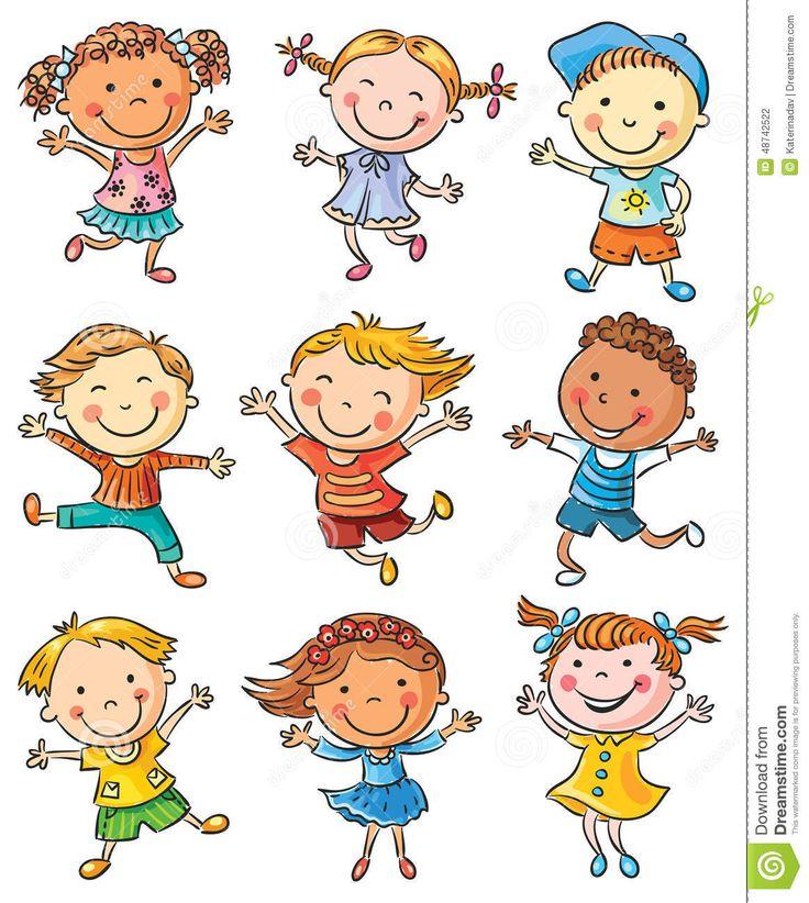 Nove Crianças Felizes Que Dançam Ou Que Saltam - Baixe conteúdos de Alta Qualidade entre mais de 60 Milhões de Fotos de Stock, Imagens e Vectores. Registe-se GRATUITAMENTE hoje. Imagem: 48742522