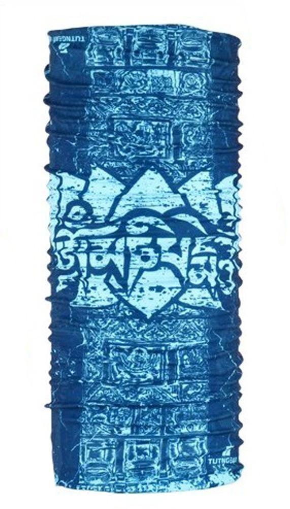 Ice Skiing Headwear Cycling Bandana Face Shield Guard Headband Blue
