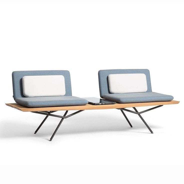 Inspired by Japanese art San is an iconic and sculptural piece of furniture designed by Lionel Doyen for @manuttioutdoor