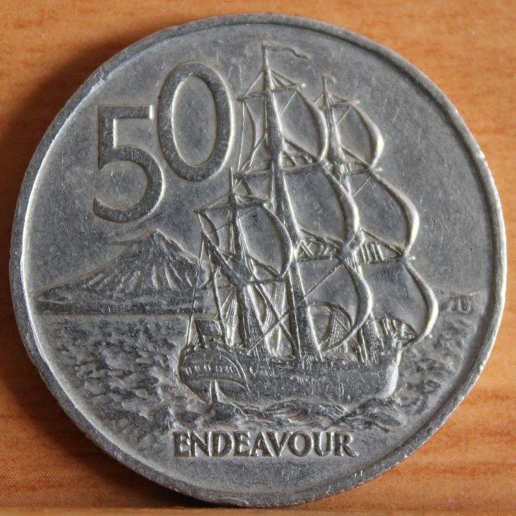 Endeavour (Round)