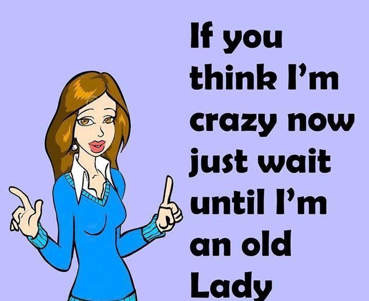 Old Lady #Lady, #Old