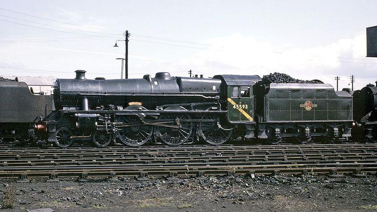 29/09/1968 - Tyseley (2A) MPD, Birmingham.