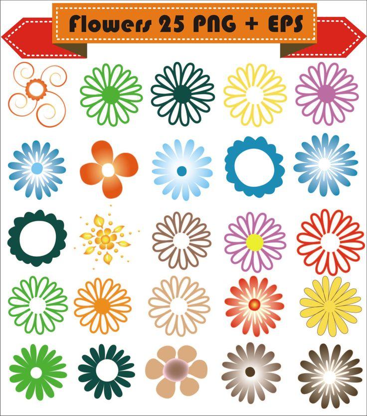 flowers floewr spring summer decorative plant retro vector summer vector freepik summer vector background