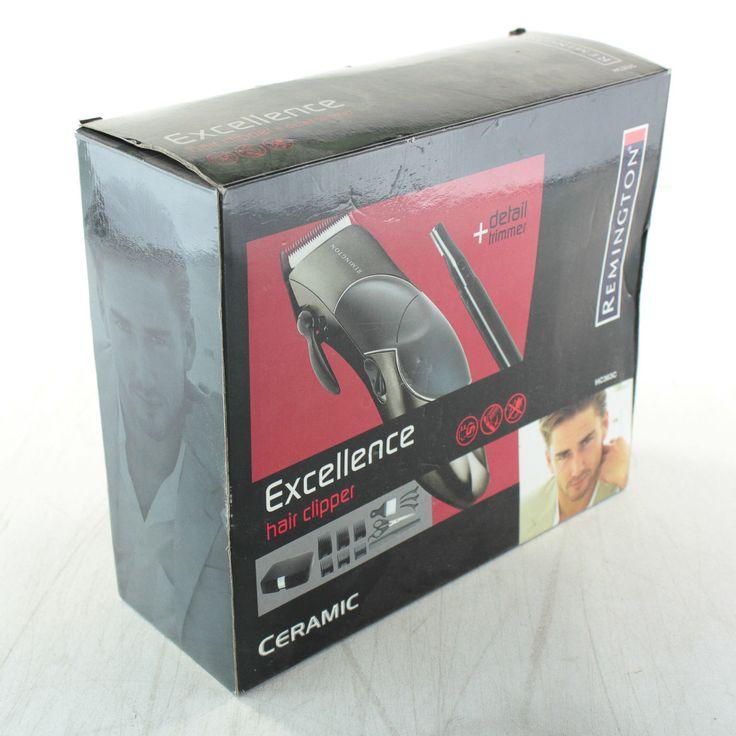 Remington Excellence Hair Clipper Ceramic HC363C - https://lostparcels.com/parcel-company-3/uncategorized/remington-excellence-hair-clipper-ceramic-hc363c/
