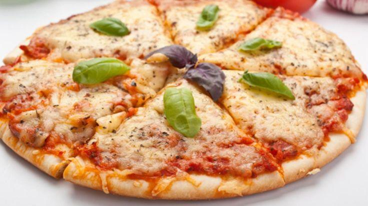 Pizza margharita | VTM Koken