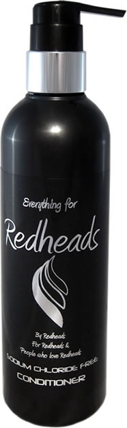 Ideal for redheads with dyed red hair, prolongs your treatment