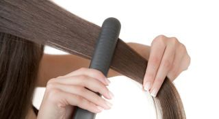 Flat Iron Mistakes - Tips for Straightening Hair