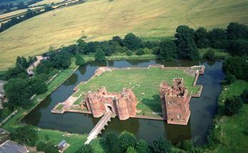 kirby muxloe castle - Google Search
