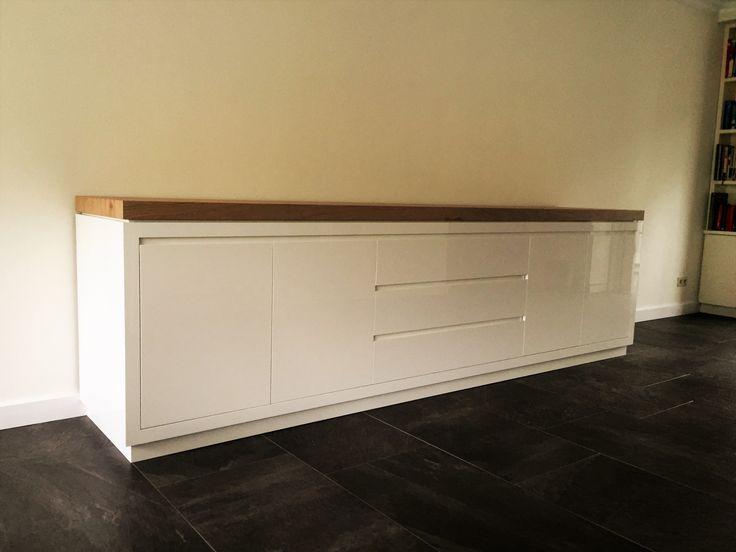 Meer dan 1000 idee n over wit dressoir op pinterest ijdelheden ijdelheid gebied en schoonheid - Kamer wit houten bad ...