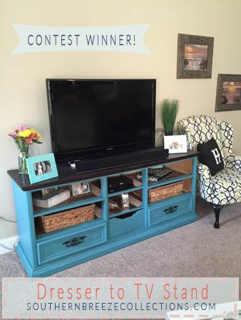 Dresser to TV StandSouthern Breeze Collections