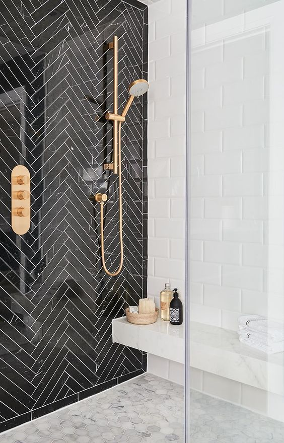 Whether you need a powder room, a guest bathroom or a luxurious master ensemble, you will find it … – Dekoration Skandinave